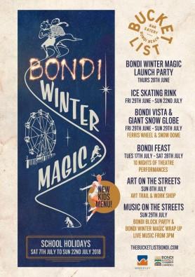 Bondi Winter Magic