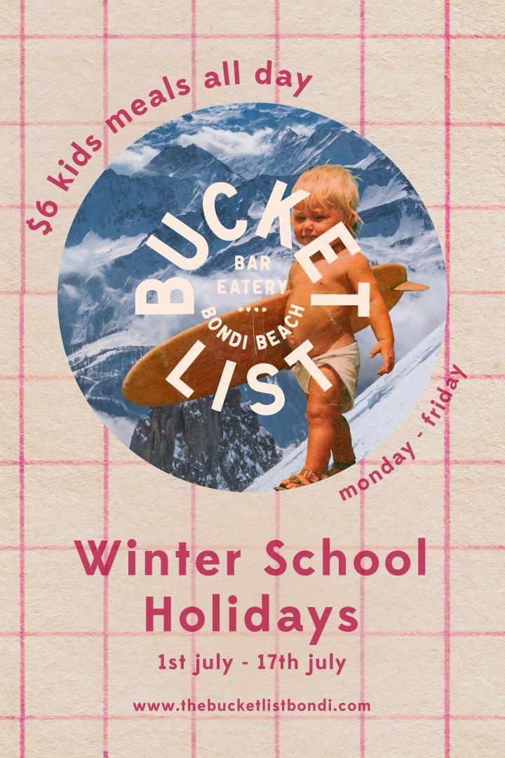 School Holidays Winter 17