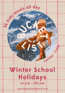 School Holidays Winter 17