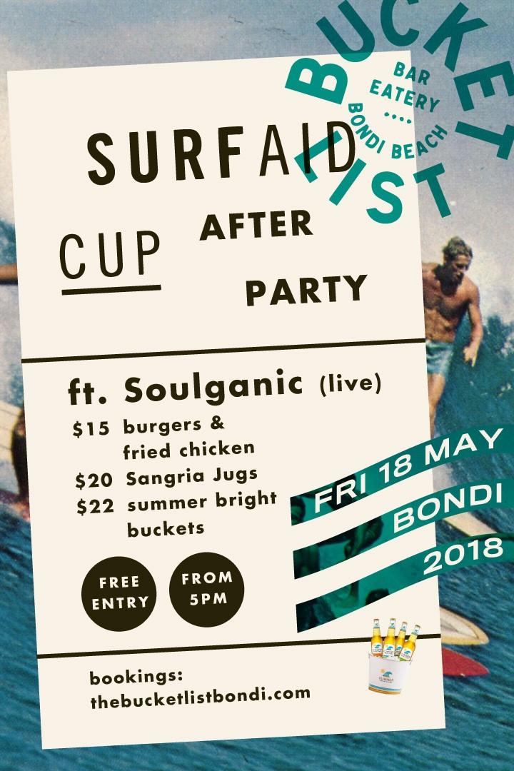 SurfAid Cup