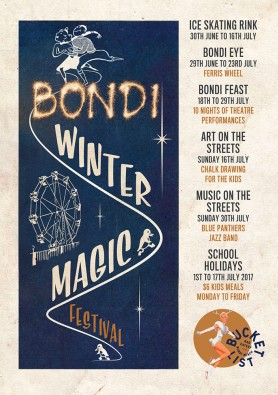 Bondi Winter Magic 2017
