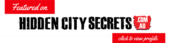 Featured on Hidden City Secrets Sydney
