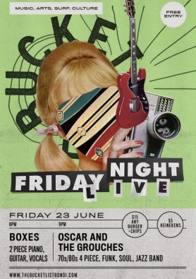 Friday Night Live 23rd June 2017