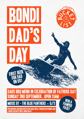 Bondi Dad's Day