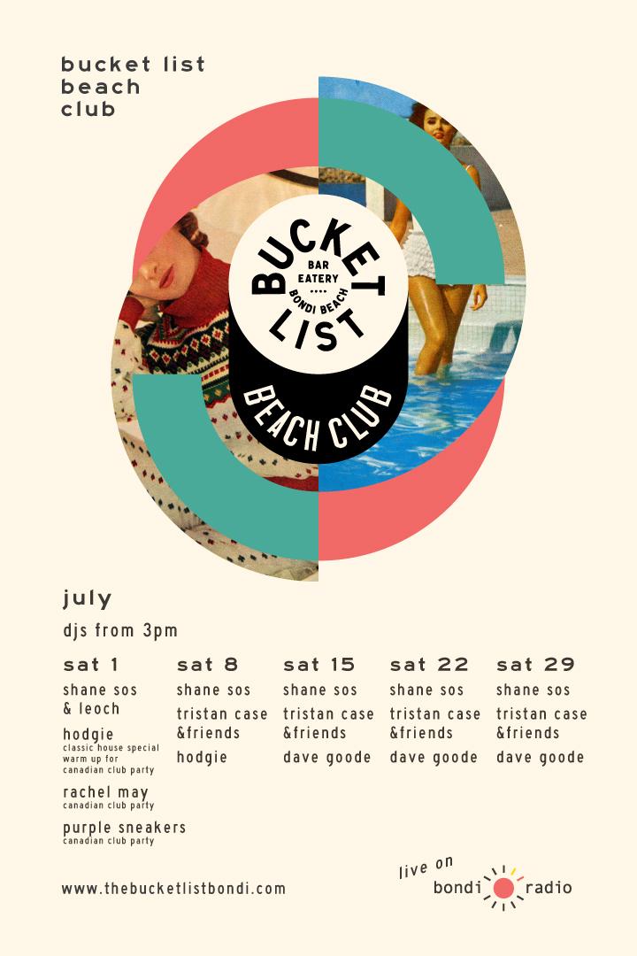 Saturdays July 17