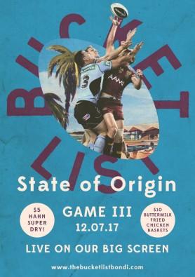 State of Origin 2017