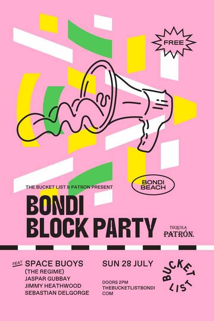 BONDI BLOCK PARTY