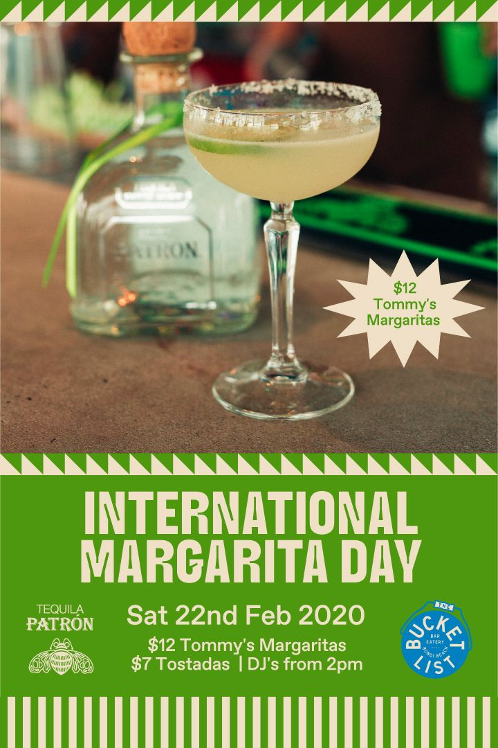 International Margarita Day