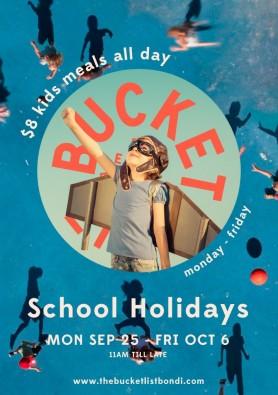 School holidays 2017
