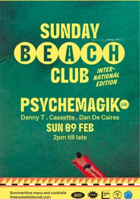 SUNDAY BEACH CLUB - INTERNATIONAL EDITION