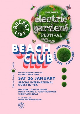 Electric Gardens Beach Club