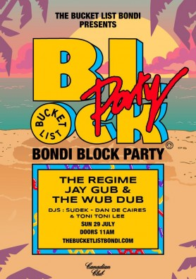 Bondi Block Party