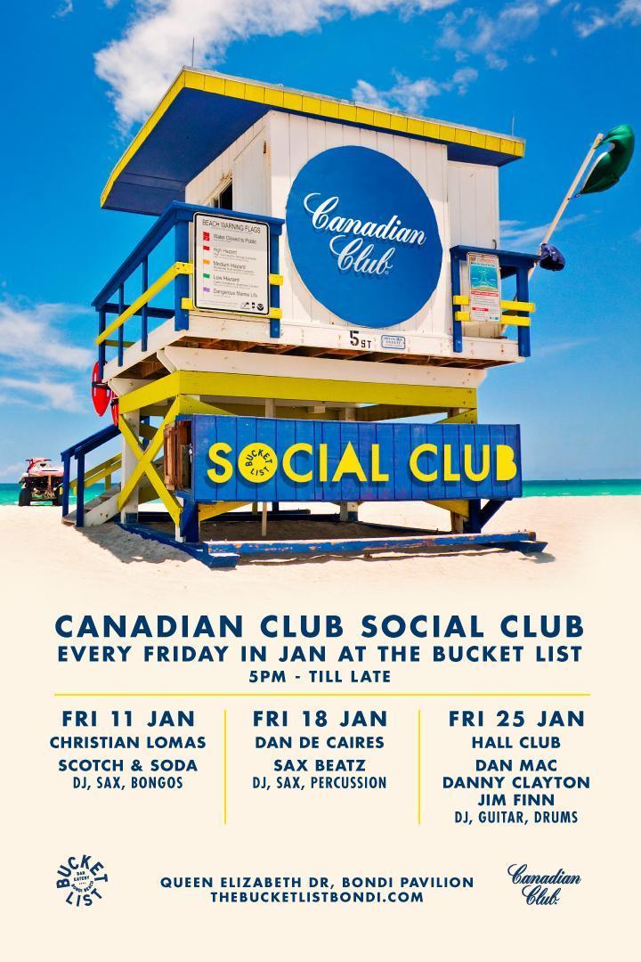 Canadian Club Social Club