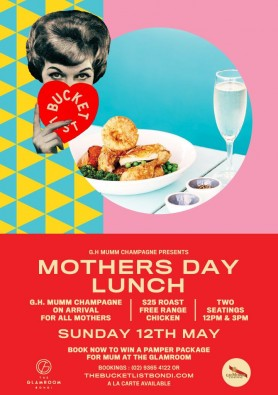 MOTHERS DAY LUNCH
