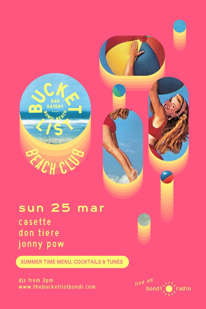 Sunny Sunday at the Bucket List