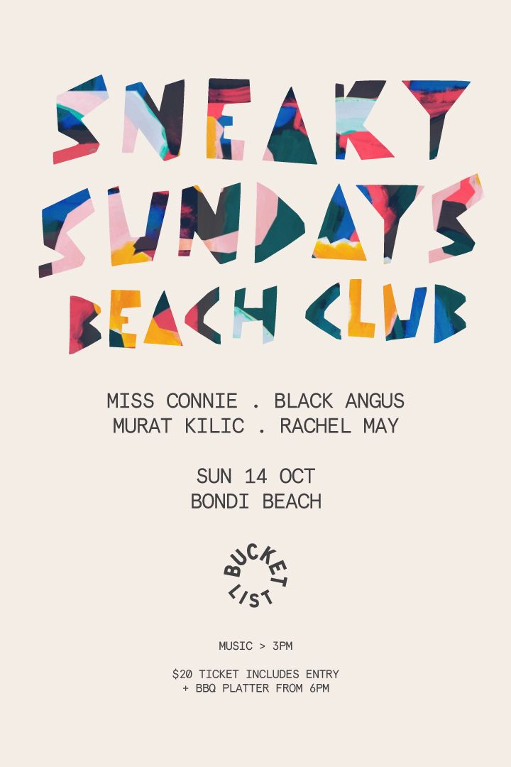 Sneaky Sunday Beach Club