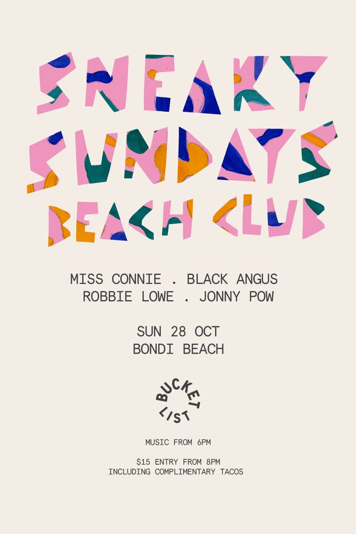 Sneaky Sunday Beach Club