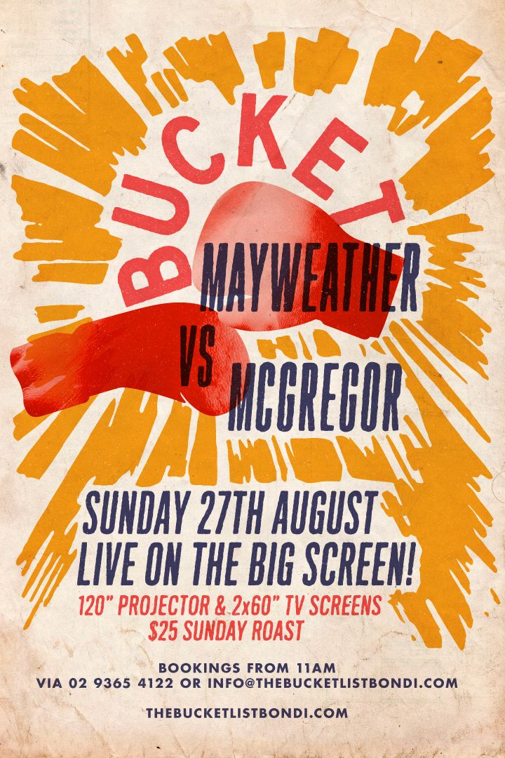 Mayweather v McGregor