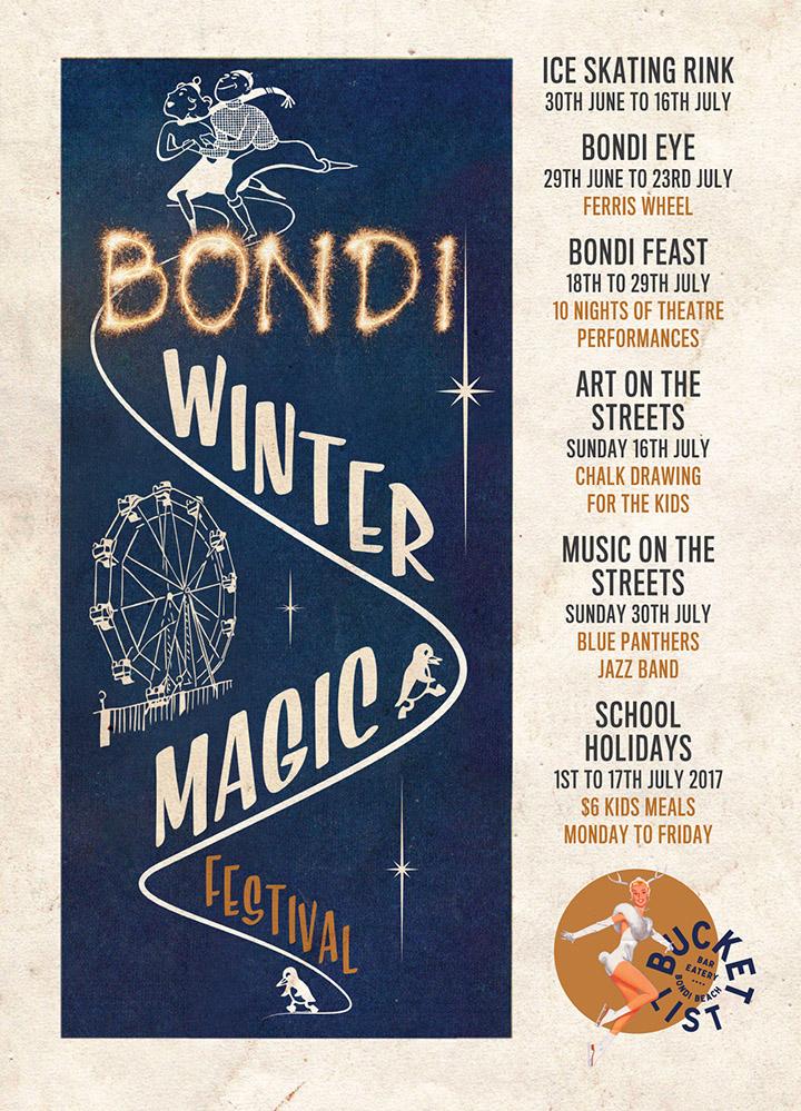 Bondi Winter Magic 2017